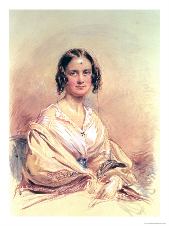 Emma Darwin (née Wedgwood, 2 May 1808–7 October 1896)