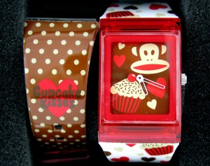 Julius The Monkey + Cupcake Watch
