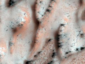 Spring Comes To Mars